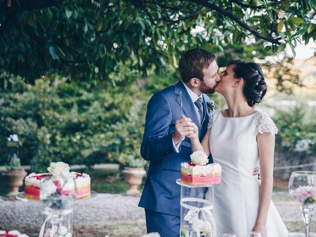 Il matrimonio di Matteo e Cecilia a Vigolzone, Piacenza 60