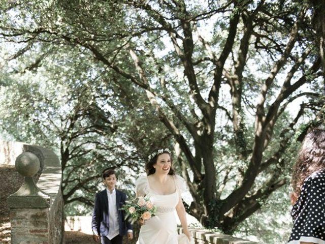 Il matrimonio di Massimo e Laura a Carmignano, Prato 5