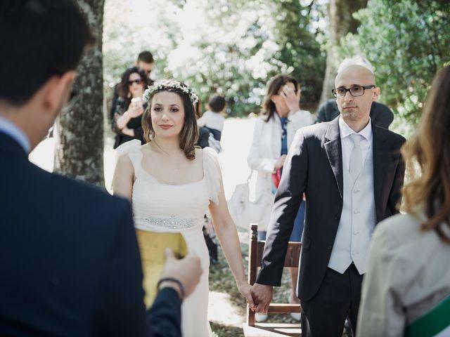 Il matrimonio di Massimo e Laura a Carmignano, Prato 8