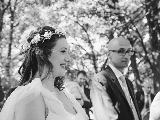Il matrimonio di Massimo e Laura a Carmignano, Prato 9
