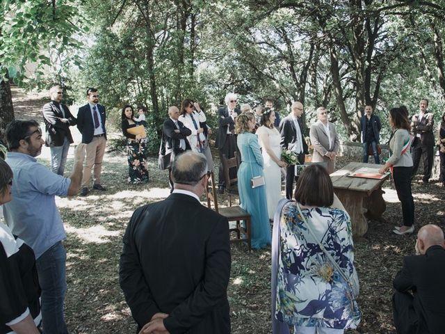 Il matrimonio di Massimo e Laura a Carmignano, Prato 11