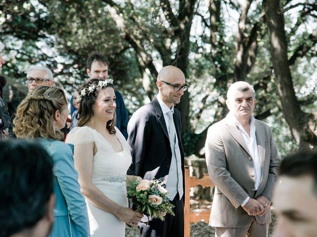 Il matrimonio di Massimo e Laura a Carmignano, Prato 13