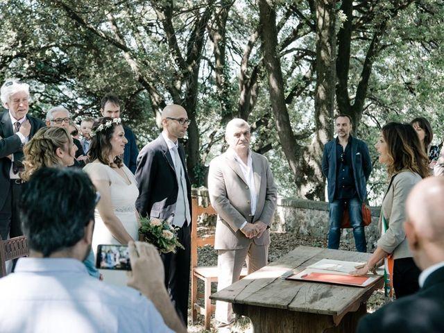 Il matrimonio di Massimo e Laura a Carmignano, Prato 15