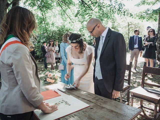 Il matrimonio di Massimo e Laura a Carmignano, Prato 18