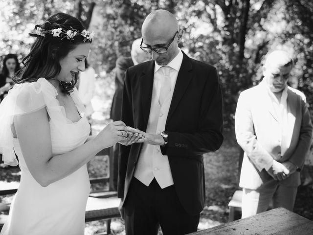 Il matrimonio di Massimo e Laura a Carmignano, Prato 19