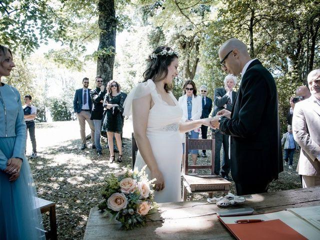 Il matrimonio di Massimo e Laura a Carmignano, Prato 21