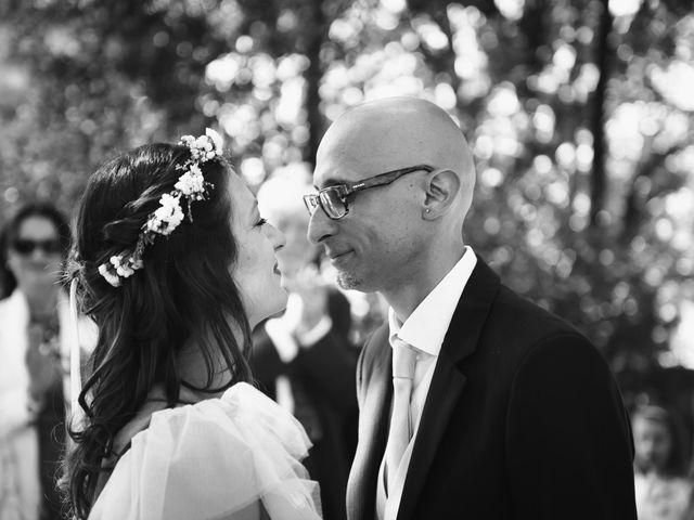 Il matrimonio di Massimo e Laura a Carmignano, Prato 22