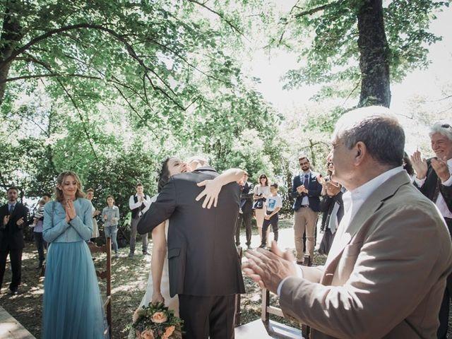 Il matrimonio di Massimo e Laura a Carmignano, Prato 23