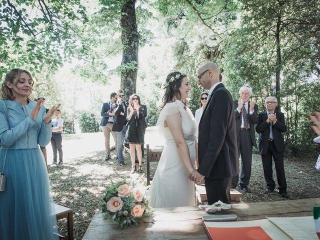 Il matrimonio di Massimo e Laura a Carmignano, Prato 1