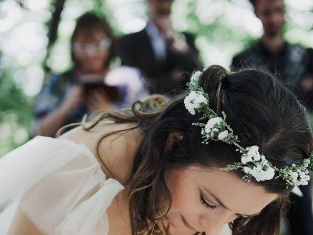 Il matrimonio di Massimo e Laura a Carmignano, Prato 27