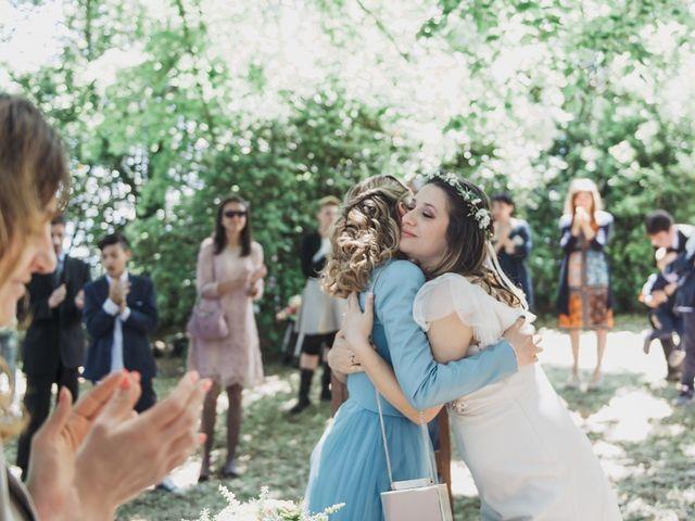 Il matrimonio di Massimo e Laura a Carmignano, Prato 30