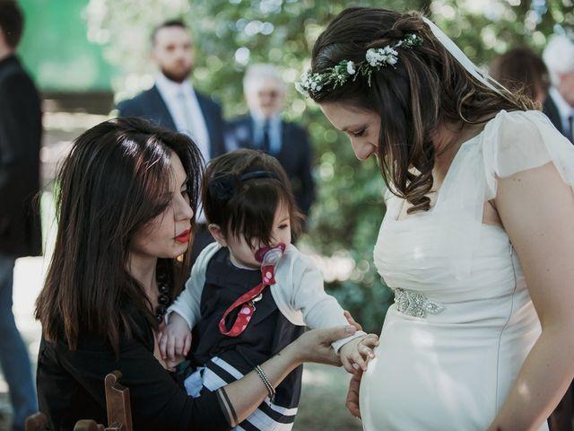Il matrimonio di Massimo e Laura a Carmignano, Prato 32