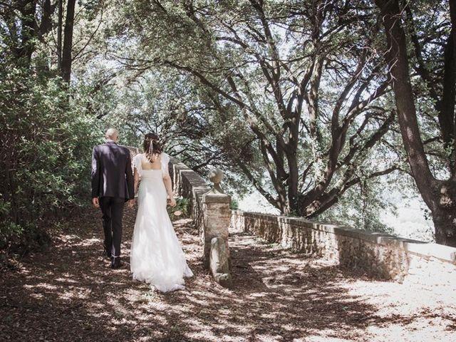 Il matrimonio di Massimo e Laura a Carmignano, Prato 34