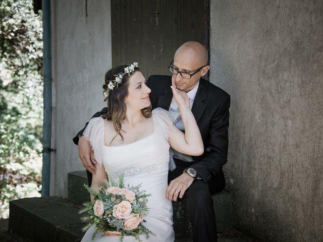 Il matrimonio di Massimo e Laura a Carmignano, Prato 37