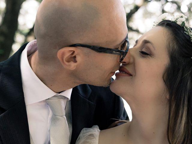 Il matrimonio di Massimo e Laura a Carmignano, Prato 38