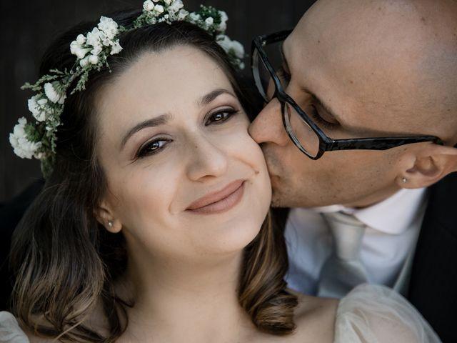 Il matrimonio di Massimo e Laura a Carmignano, Prato 39