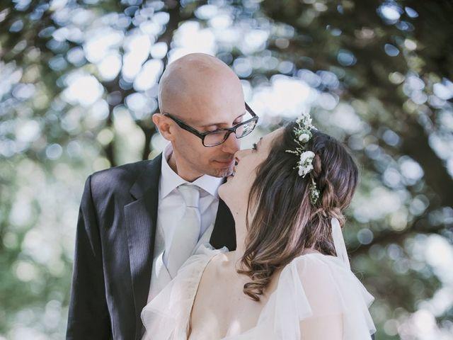 Il matrimonio di Massimo e Laura a Carmignano, Prato 43