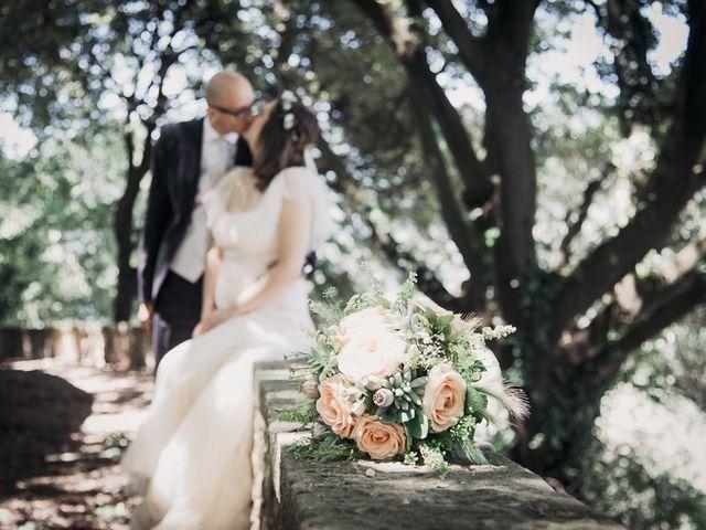 Il matrimonio di Massimo e Laura a Carmignano, Prato 45
