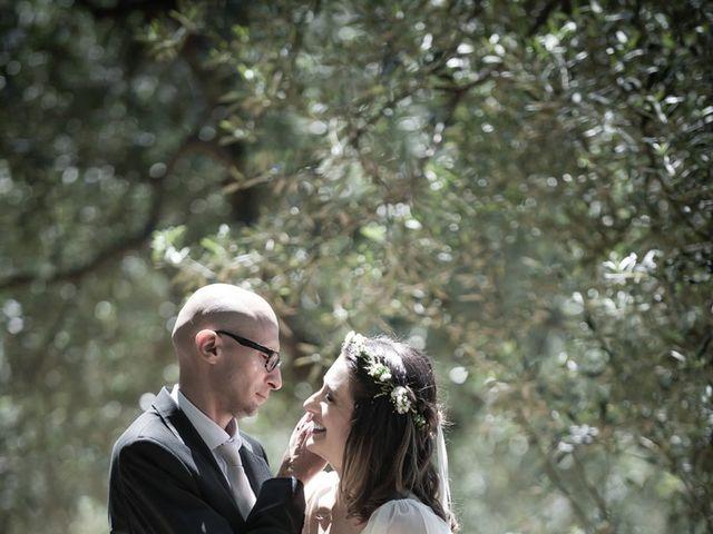 Il matrimonio di Massimo e Laura a Carmignano, Prato 46