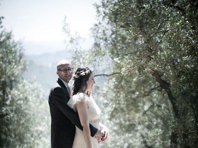 Il matrimonio di Massimo e Laura a Carmignano, Prato 47