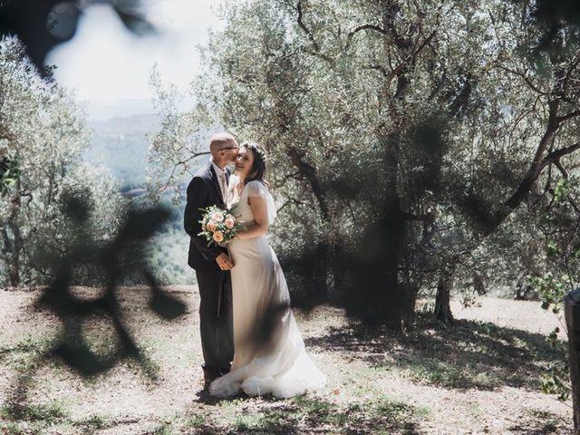 Il matrimonio di Massimo e Laura a Carmignano, Prato 49