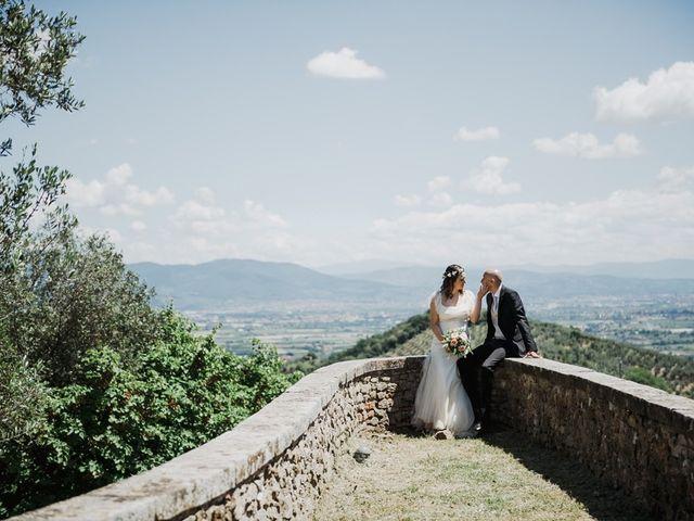Il matrimonio di Massimo e Laura a Carmignano, Prato 57