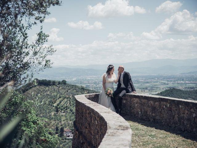 Il matrimonio di Massimo e Laura a Carmignano, Prato 58