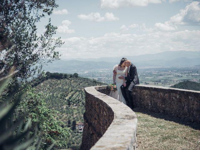 Il matrimonio di Massimo e Laura a Carmignano, Prato 59