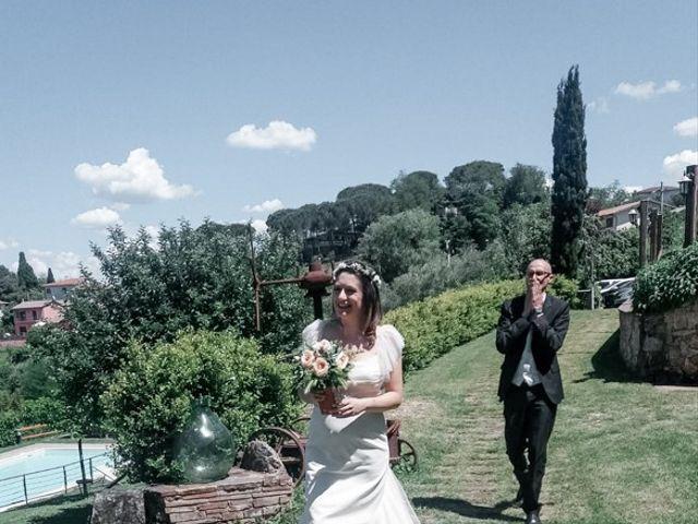 Il matrimonio di Massimo e Laura a Carmignano, Prato 61
