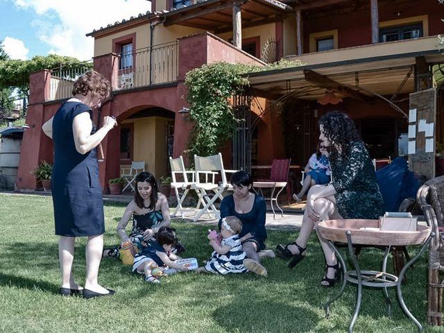 Il matrimonio di Massimo e Laura a Carmignano, Prato 62