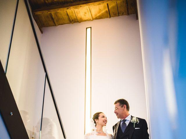 Il matrimonio di Davide e Federica a Robecco sul Naviglio, Milano 16