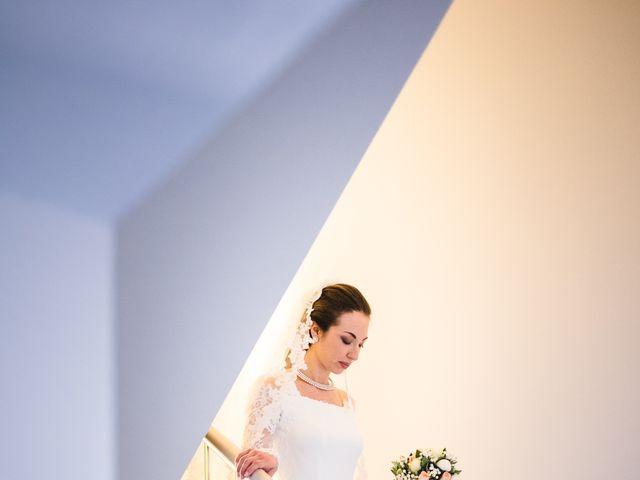 Il matrimonio di Davide e Federica a Robecco sul Naviglio, Milano 17