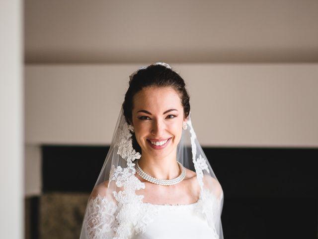 Il matrimonio di Davide e Federica a Robecco sul Naviglio, Milano 18