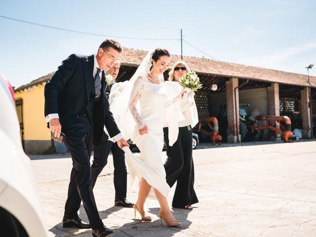 Il matrimonio di Davide e Federica a Robecco sul Naviglio, Milano 19