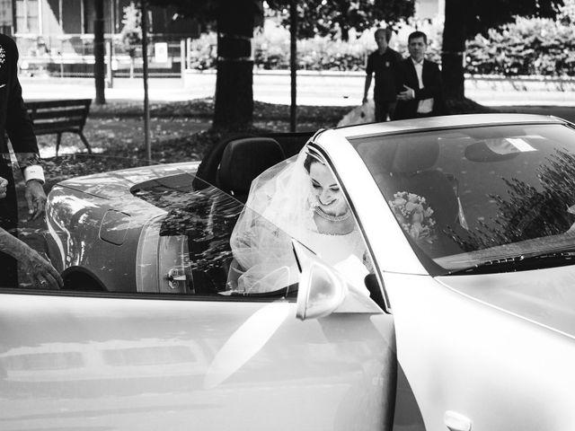 Il matrimonio di Davide e Federica a Robecco sul Naviglio, Milano 21