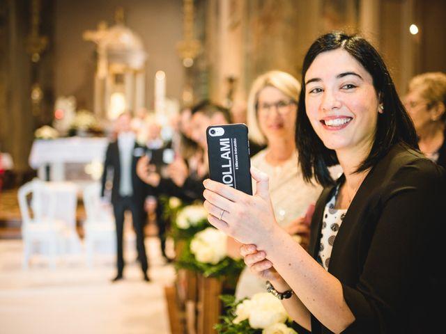 Il matrimonio di Davide e Federica a Robecco sul Naviglio, Milano 22