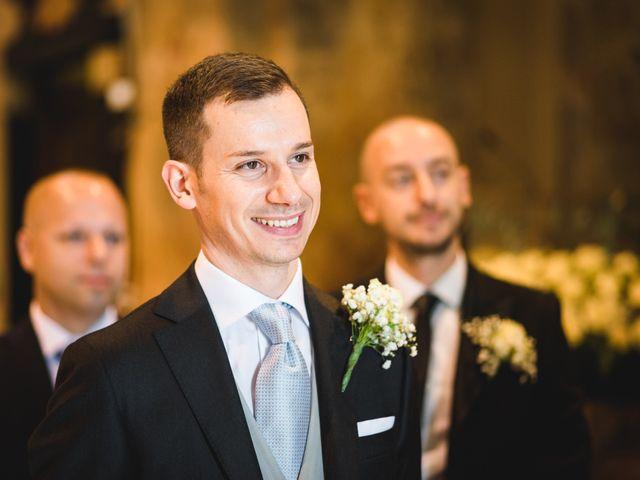 Il matrimonio di Davide e Federica a Robecco sul Naviglio, Milano 23