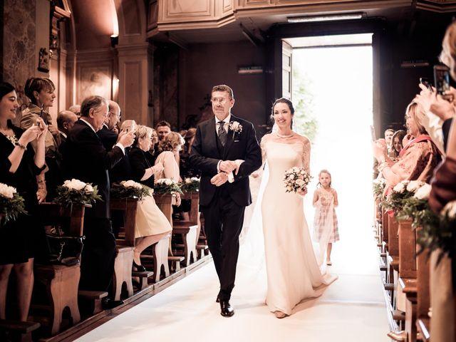 Il matrimonio di Davide e Federica a Robecco sul Naviglio, Milano 25