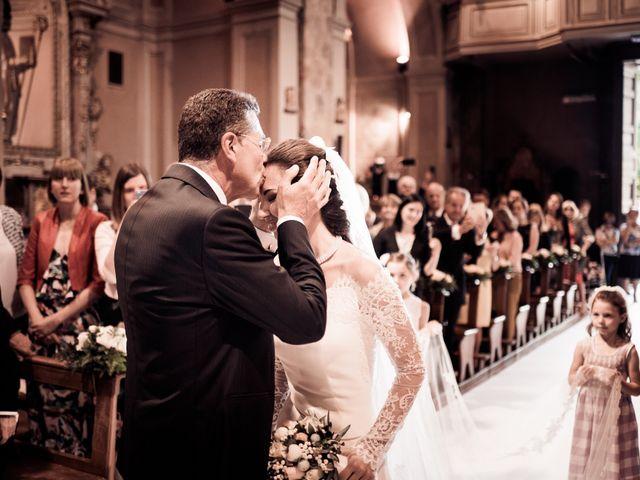 Il matrimonio di Davide e Federica a Robecco sul Naviglio, Milano 26