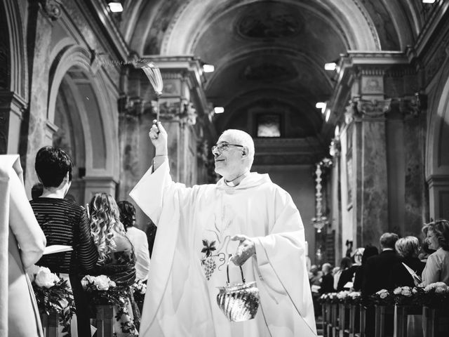 Il matrimonio di Davide e Federica a Robecco sul Naviglio, Milano 27