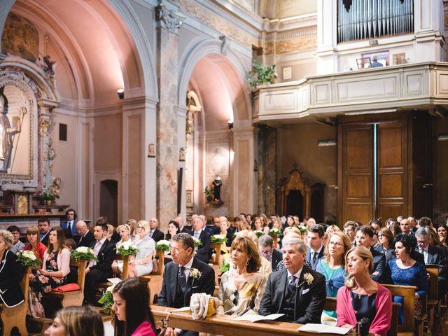 Il matrimonio di Davide e Federica a Robecco sul Naviglio, Milano 28