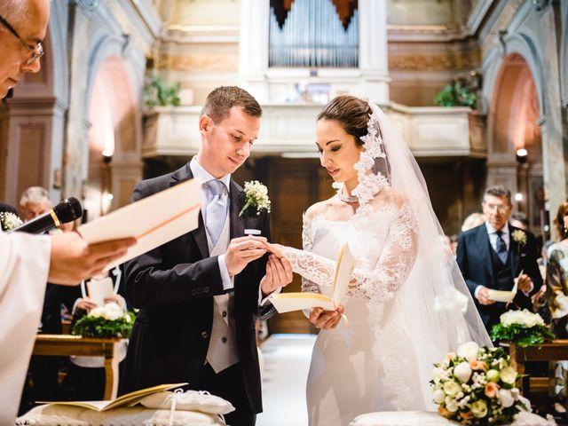 Il matrimonio di Davide e Federica a Robecco sul Naviglio, Milano 30