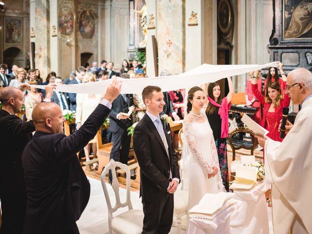 Il matrimonio di Davide e Federica a Robecco sul Naviglio, Milano 31