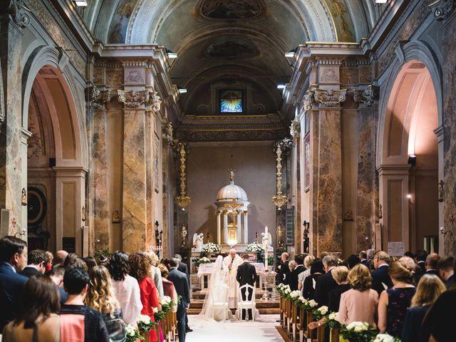 Il matrimonio di Davide e Federica a Robecco sul Naviglio, Milano 32