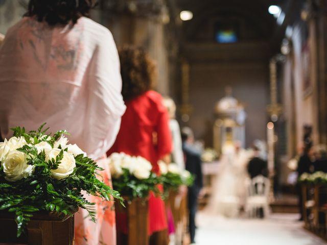 Il matrimonio di Davide e Federica a Robecco sul Naviglio, Milano 33