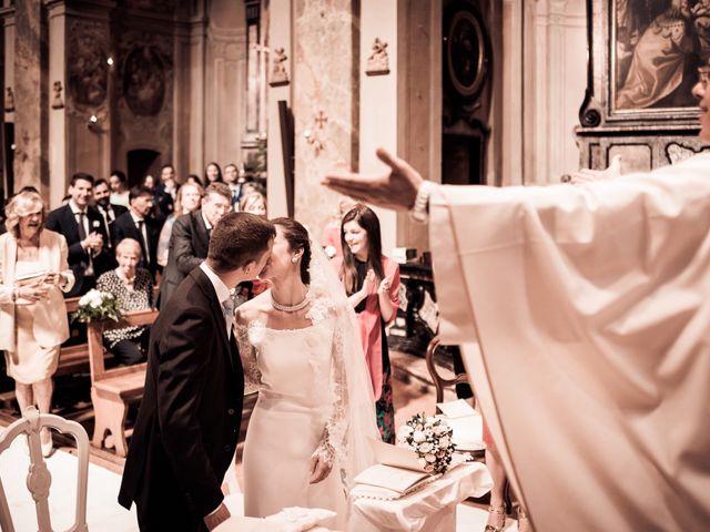 Il matrimonio di Davide e Federica a Robecco sul Naviglio, Milano 34