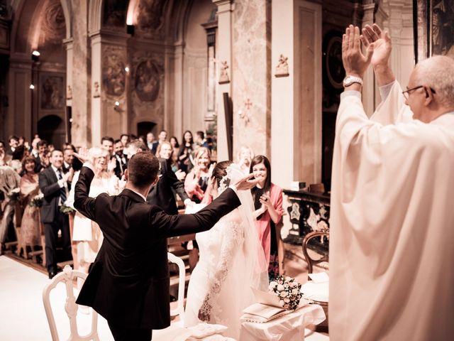 Il matrimonio di Davide e Federica a Robecco sul Naviglio, Milano 35