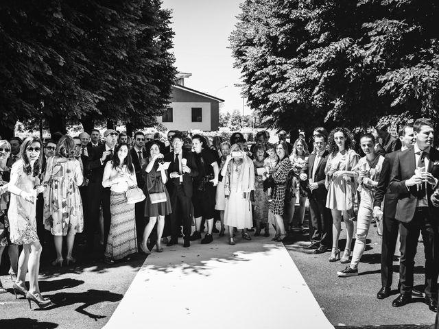 Il matrimonio di Davide e Federica a Robecco sul Naviglio, Milano 38