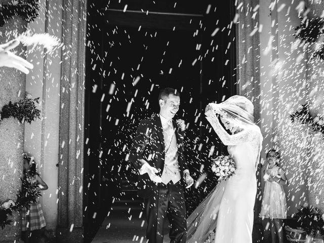 Il matrimonio di Davide e Federica a Robecco sul Naviglio, Milano 39