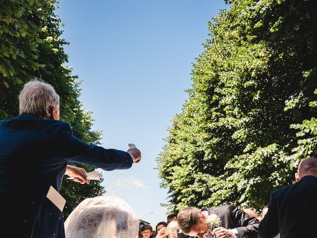 Il matrimonio di Davide e Federica a Robecco sul Naviglio, Milano 40